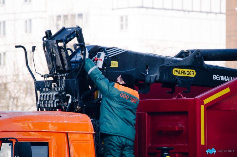 Треть миллиарда задолжали жители Челябинской области за вывоз мусора