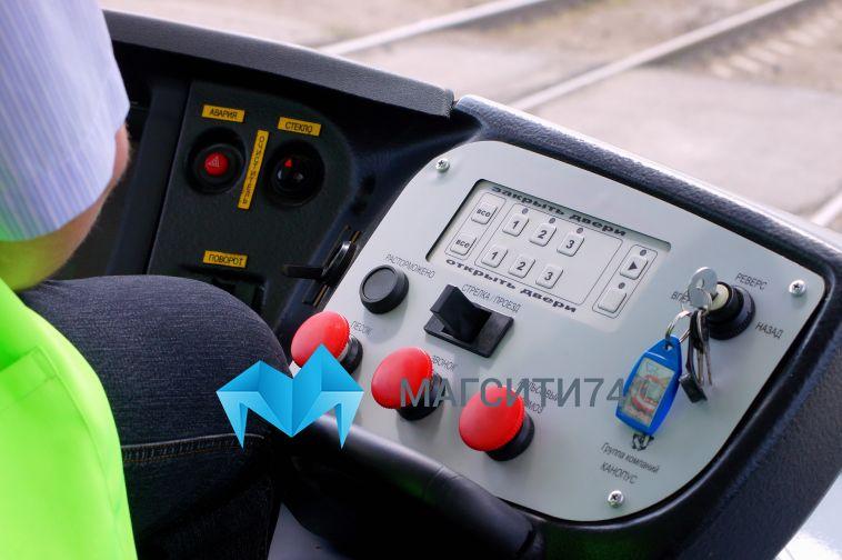 Трамваи изменят маршрут на две недели из-за строительства новой ветки