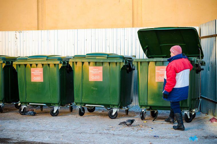 ВМагнитогорск поступили новые мусорные контейнеры
