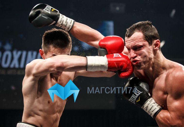 Магнитогорский боксер Умбиктулов одержал победу на глазах Роя Джонса-младшего