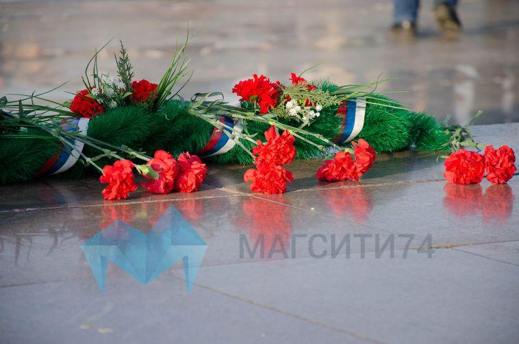 Боль длиною в четверть века: в Магнитогорске почтили память погибших в Чеченской войне