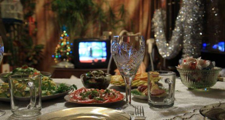 Главное украшение новогоднего стола