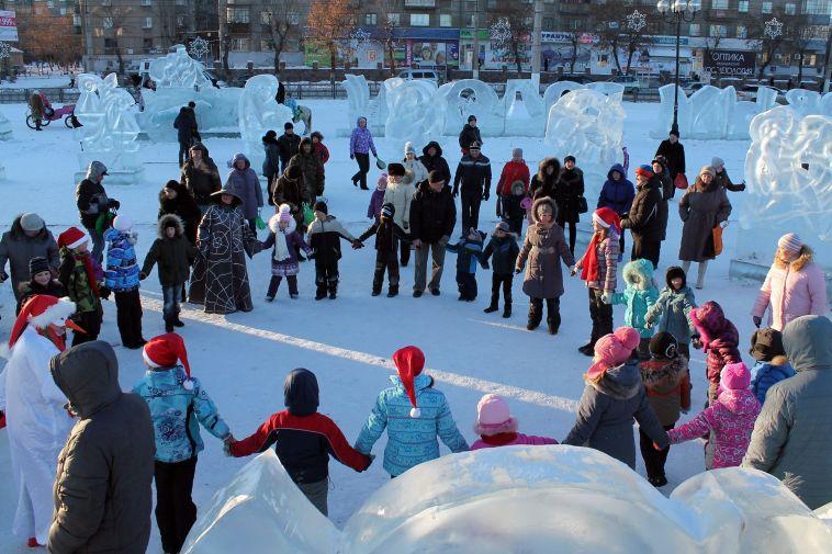 «Зимние забавы»: стала известна новогодняя программа в Магнитогорске