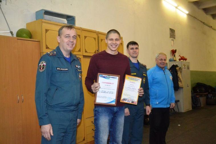 Магнитогорцы стали лучшими среди пожарных Челябинской области