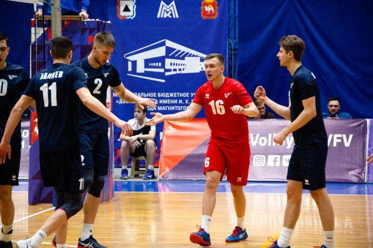 Очередной реванш: «Магнитка-Университет» обыграла ВК«Владимир»