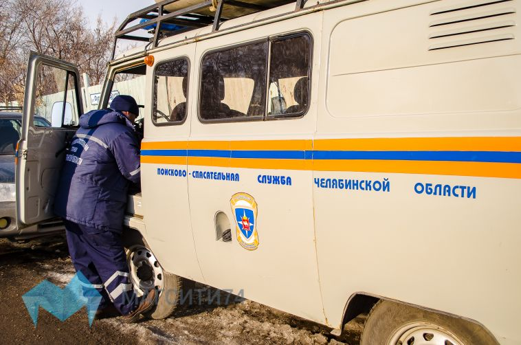 Президент наградил спасателей из Челябинской области, работавших на месте магнитогорской трагедии