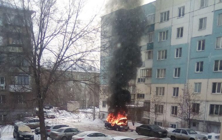 Вовремя пожаров нановогодних праздниках погибли два человека