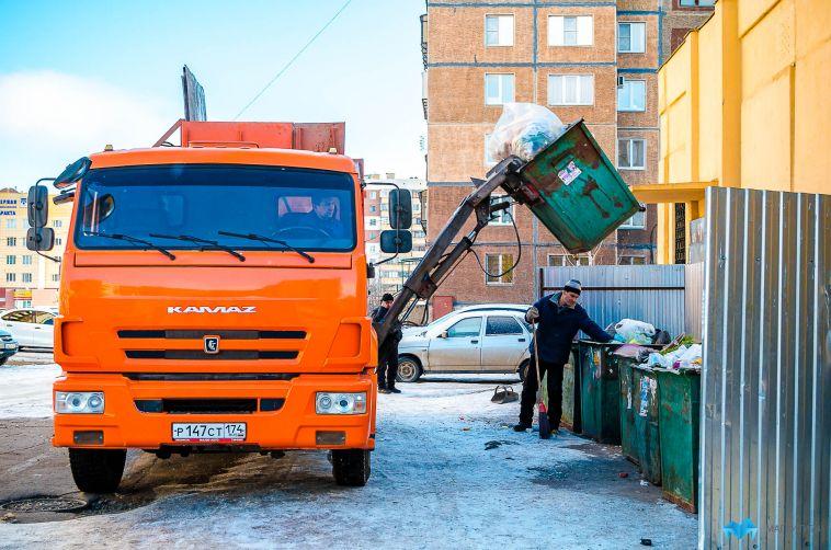Жители Южного Урала могут сообщить о переполненных контейнерах