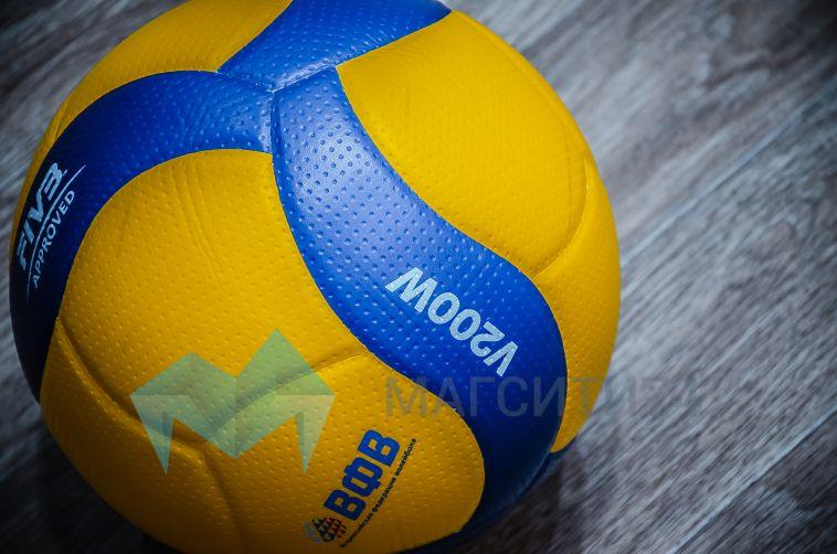 В Магнитогорске стартует первенство города по волейболу среди команд-ветеранов