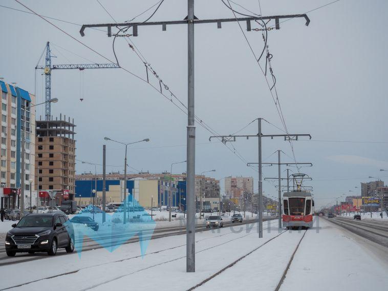 Магнитогорцы пожаловались награфик движения трамваев поновой ветке