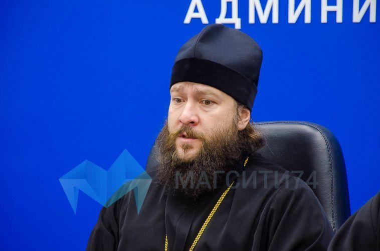 Новый епископ Зосима рассказал о планах в Магнитогорске