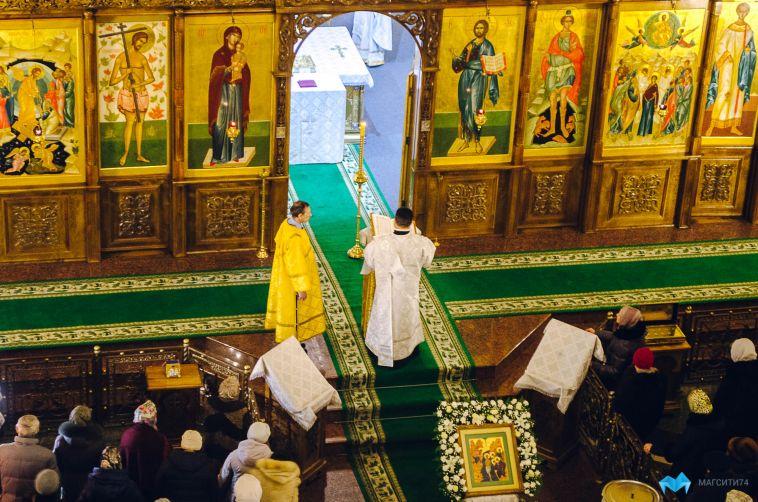 В епархии озвучили график богослужений на Крещение