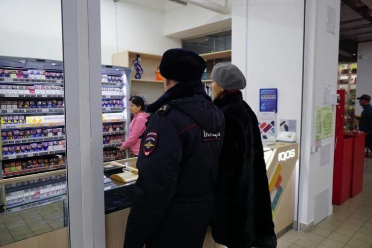 Магнитогорские полицейские с начала года изъяли около сотни упаковок снюса