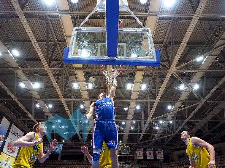 Баскетболисты «Динамо» продлили победную серию