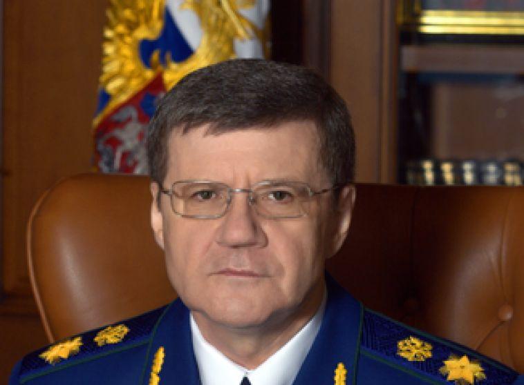 Юрий Чайка покидает пост генерального прокурора