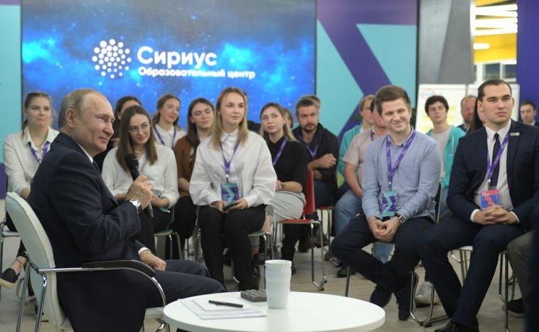 Магнитогорец предложил Путину включить в список участников «Учителя года» студентов