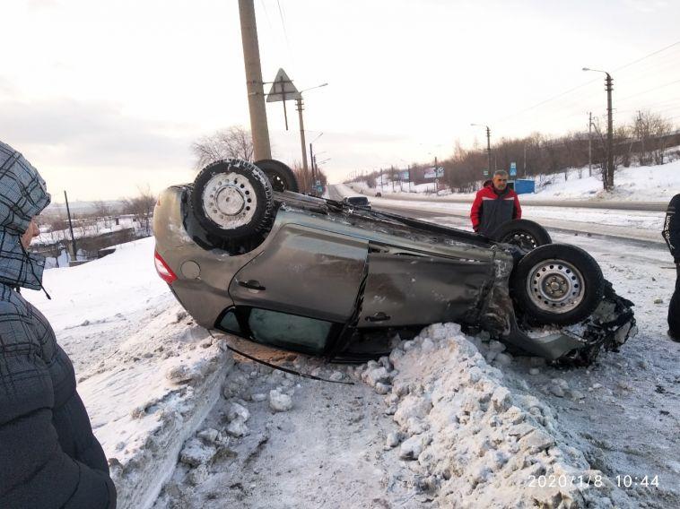 ГИБДД разыскивает свидетелей аварии на Северном переходе
