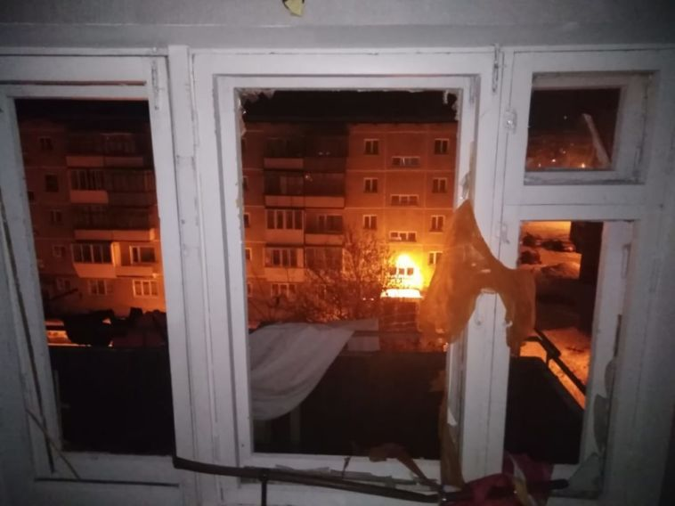 ВСвердловской области произошёл взрыв газа вжилом доме