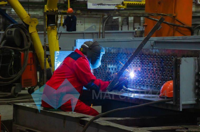 Магнитогорский металлургический комбинат отмечает день рождения