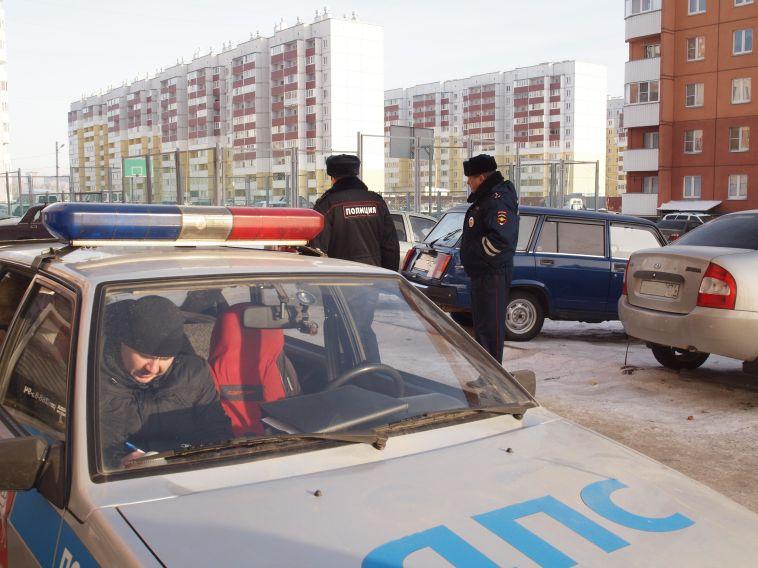 Сотрудники ДПС задержали шесть человек по подозрению в совершении преступлений