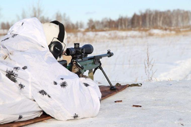 Магнитогорцы побывали насборах снайперов ипулеметчиков