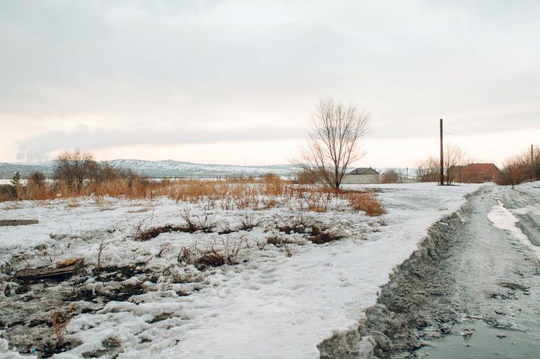 В Агаповском районе многодетным семьям выделили разрушенные земельные участки