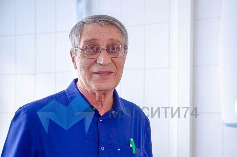 Врач с большой буквы: главному анестезиологу-реаниматологу Магнитогорска исполнилось 70 лет