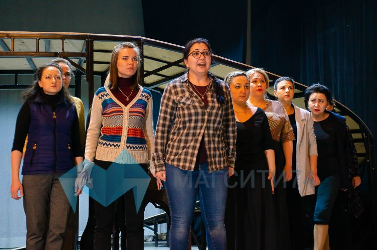 В магнитогорском театре готовится постановка «А зори здесь тихие»