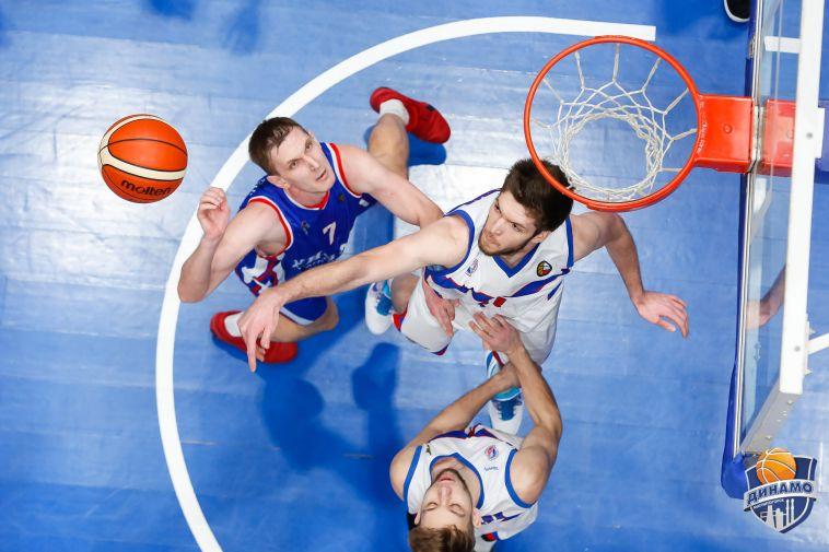 Магнитогорцы и тамбовчане обменялись победами на Чемпионате России по баскетболу