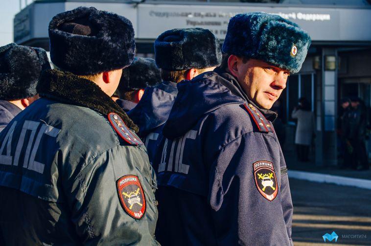 Полиция задержала пять человек по подозрению в совершении преступлений