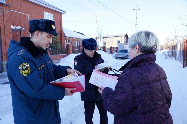 Сотрудники полиции раскрыли 58 преступлений