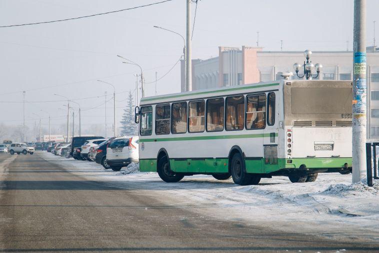В Магнитогорске из-за непогоды отменили междугородние автобусные рейсы