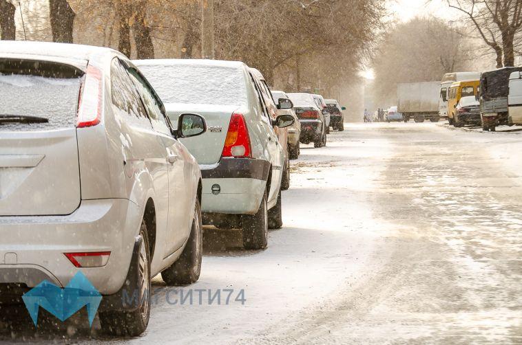 На дорогах близ Магнитогорска продолжает действовать ограничение движения
