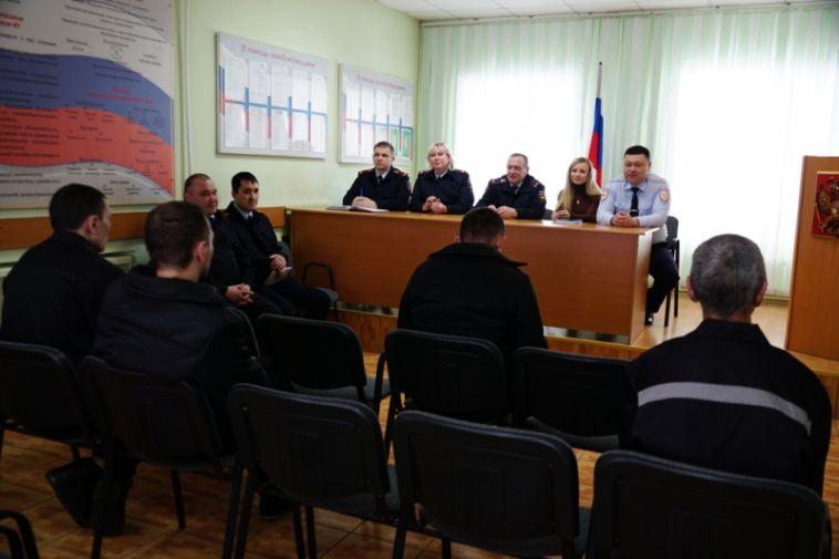 Полицейские Магнитогорска трудоустроили более 100 человек, освободившихся из тюрьмы