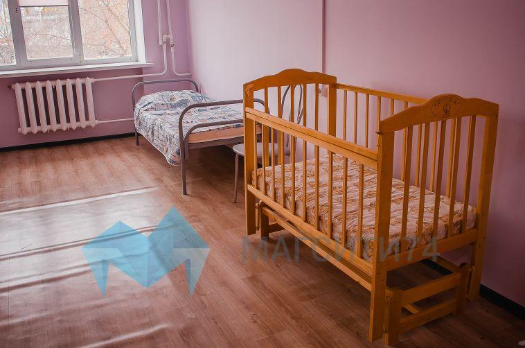 В Магнитогорске открыли большой приют для мам