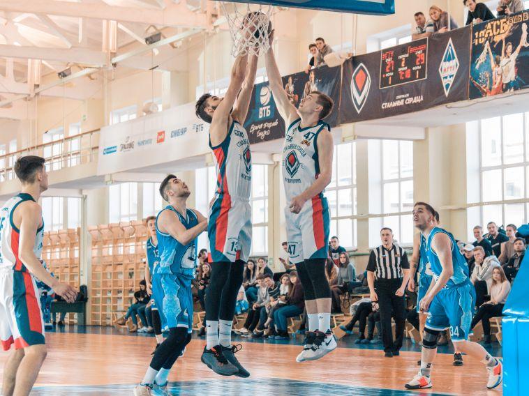 Баскетбольная команда МГТУ вышла в «Финал восьми» Студенческой лиги ВТБ