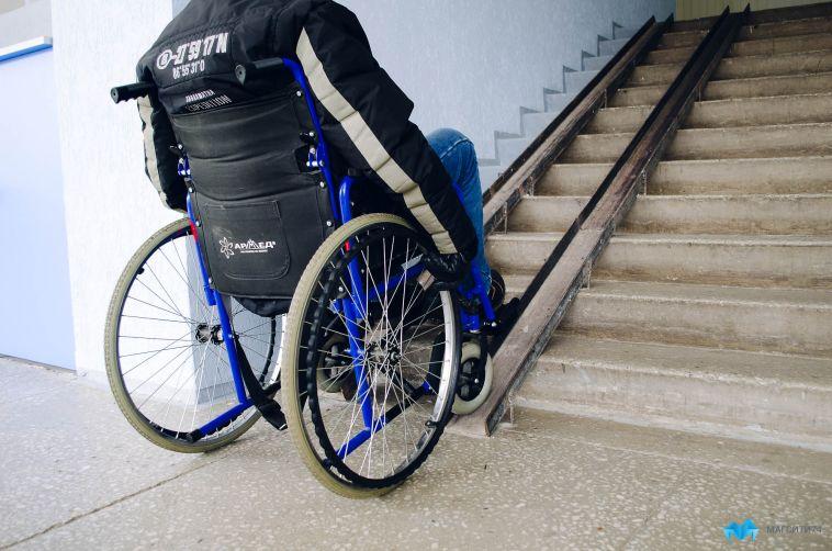 За дискриминацию инвалидов в России будут штрафовать