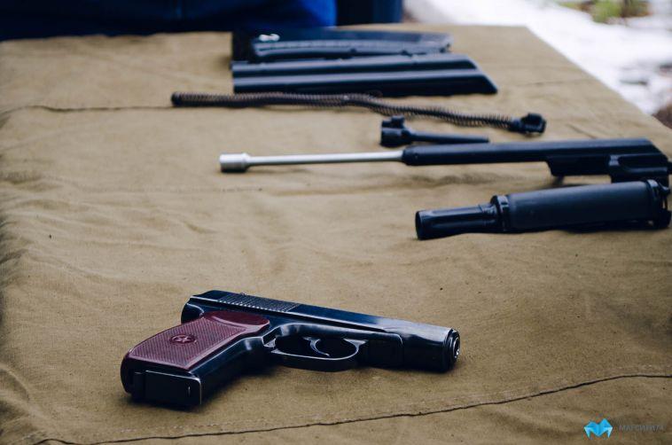 Магнитогорцы смогут сдать оружие и боеприпасы за вознаграждение