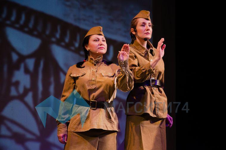 Театр «Буратино» принял участие во всероссийском фестивале «23 Дня до Победы»