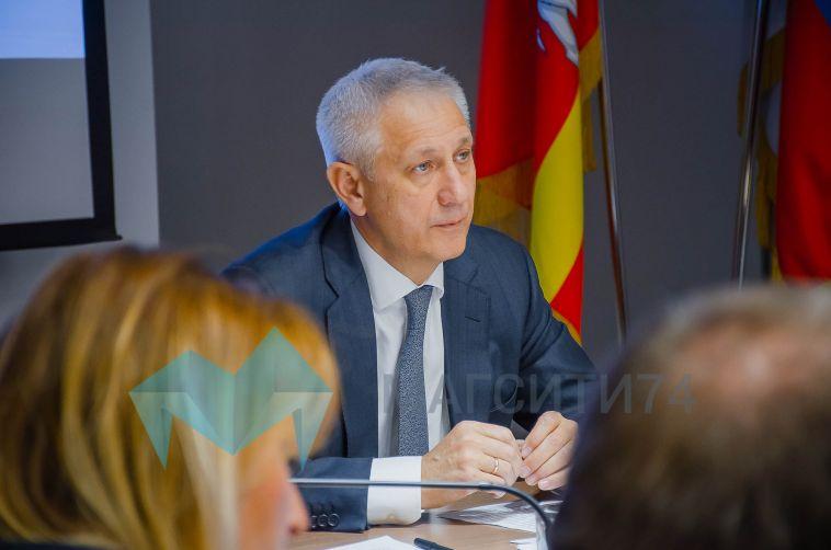 Сергей Бердников улучшил позиции в списке влиятельных политиков Челябинской области