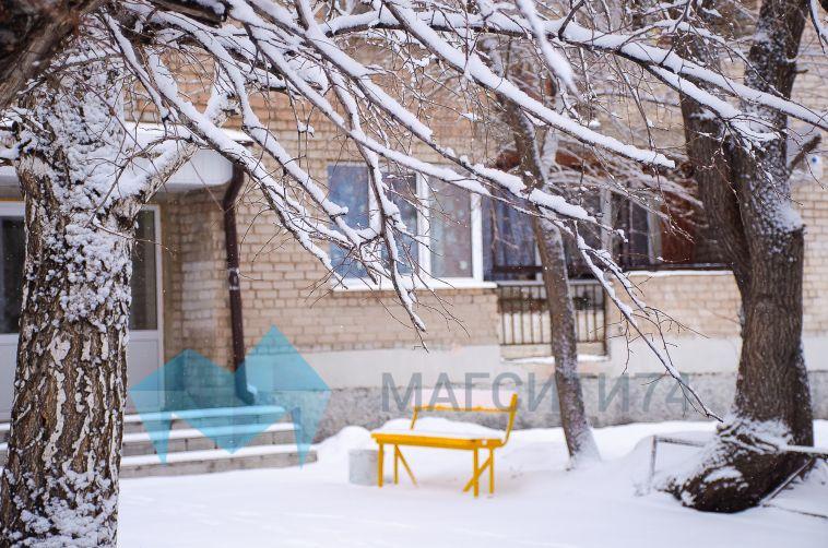 Магнитогорск в середине марта засыпало снегом