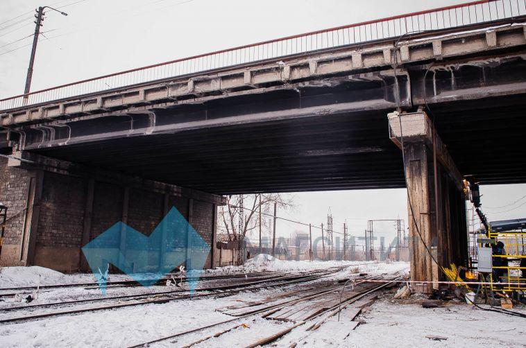 Дорожное покрытие на Калибровке может разрушиться из-за большегрузов