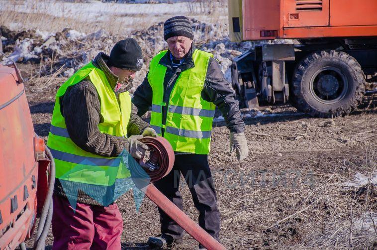 В Магнитогорске проверили готовность служб к паводку