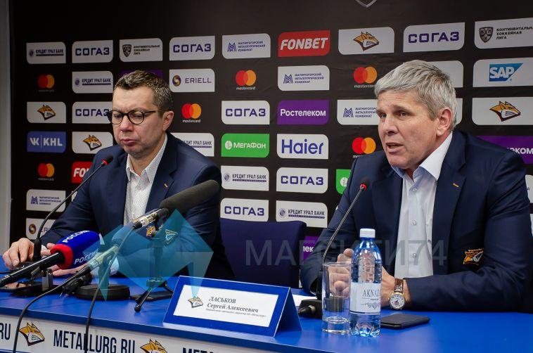 Сергей Ласьков : «У нас 80 процентов бюджета команды — зарплата семи игроков»