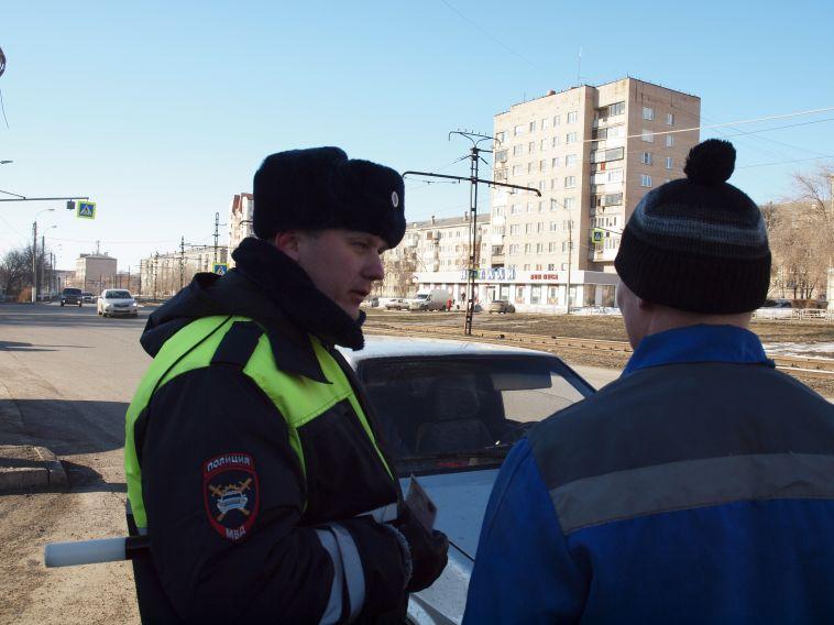 В Магнитогорске прошла профилактическая акция «Внимание — пешеход!»