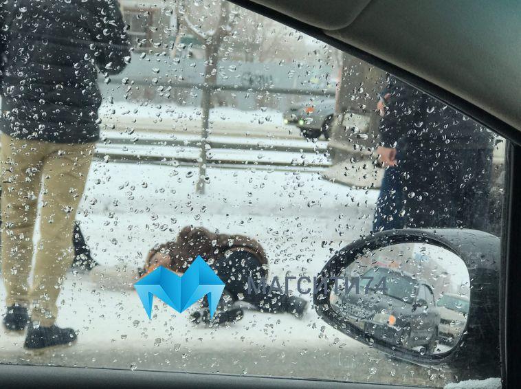 Пенсионерка угодила под колёса маршрутки в Магнитогорске