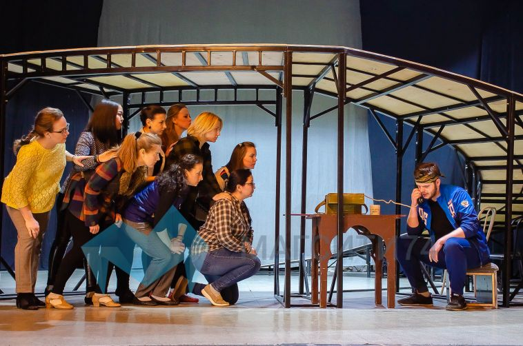 Втеатре оперы ибалета состоялся закрытый показ постановки «Азори здесь тихие»