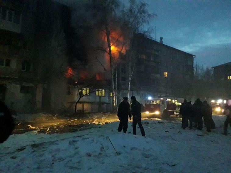 Глава города и областной Минздрав прокомментировали взрыв газа в Магнитогорске