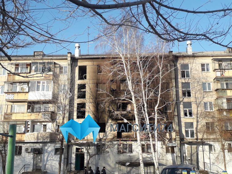 Мэрия выставит счёт виновнику пожара на Доменщиков, 19
