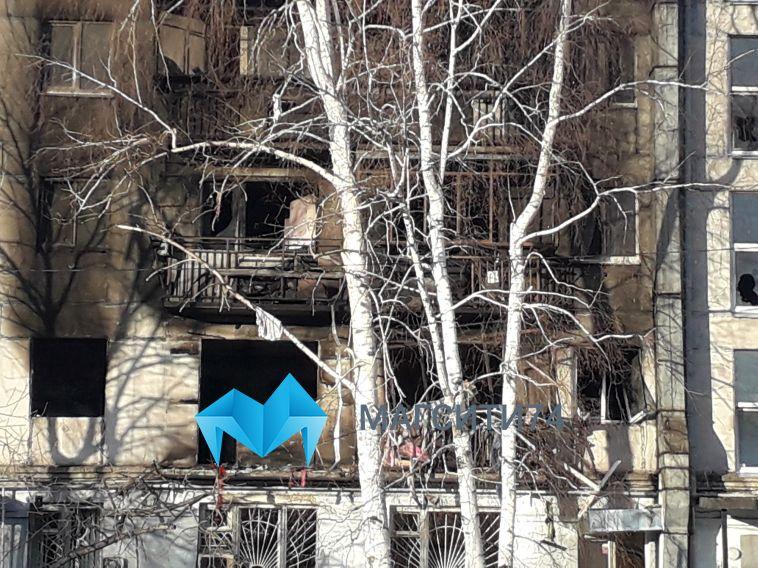 Генпрокуратура РФ поручила провести проверку после взрыва газа на Доменщиков